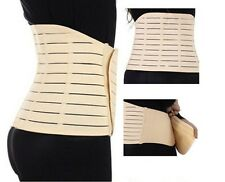Women Postpartum Recovery Belly Waist Belt Shaper Slim Maternity Body Support FI