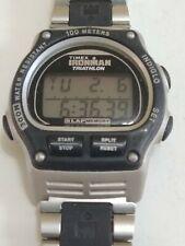 Vintage Timex Ironman triathlon 8 Lap watch