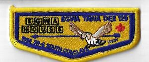 OA Egwa Tawa Dee Lodge 129 1996 SR-6 South Conclave S20 Flap YEL Bdr. GA [MX-637