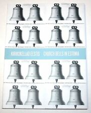 CHURCH BELLS IN ESTONIA - great book, exhibition catalogue, Estonia 2007