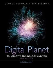 NEW Computer Book Intro Your Future Digital Planet Tomorrows Technology & You 12
