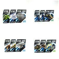 Star Trek Starship Collection Lot of 12 Mags Only  Eaglemoss