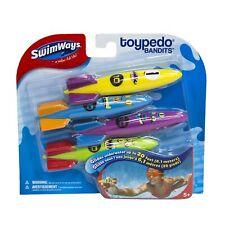 Swim Ways 6045217 ToyPedo Bandits Assorted Colours