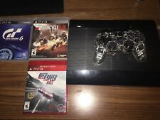 Ps3 superslim 500gb with 3 games