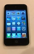 Apple A1367 iPod Touch 8GB Touchscreen 4th Generation MP3 Player. Tested & Reset