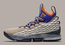 08c0c06952927 Nike LeBron 15 XV KSA Mowabb QS Size 13. AR4831-900 kith ghost fieg