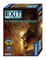 EXIT - das Spiel *Die Grabkammer des Pharao * KOSMOS Escape-Room-Spiel zu Hause!