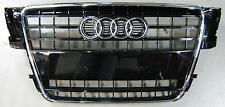 Original Audi A5 8T Coupe Cabrio Sportback Kühlergrill schwarz glänzend S-Line