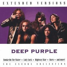 DEEP PURPLE (Mark IV) - Extended Versions (Live) CD
