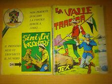 TEX GIGANTE N.33 - La valle tragica