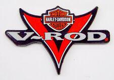 HARLEY DAVIDSON  DIE CAST POLISHED METAL V-ROD PIN