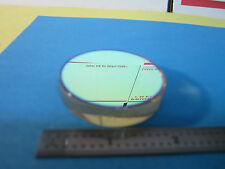 OPTICAL FILTER MIRROR ZERODUR LASER OPTICS BIN#23-80