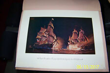 Special Edition Print for the US Revolution bicenntinel of the ship Randolph