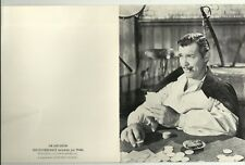 Old Photo Card Clark Gable Gone with the Wind Movie Cards Scene