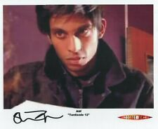 "Doctor Who Auto Photo Print Shane Zaza ""Atif"""