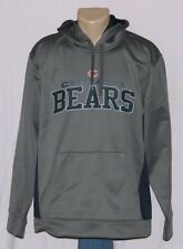 Chicago Bears Performance Pullover Hooded Sweatshirt XL