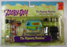 2002 JOHNNY LIGHTNING SCOOBY-DOO THE MYSTERY MACHINE DIE-CAST MODEL KIT