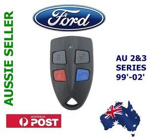 Ford AU Falcon/FPV/XR6/XR8 Car Remote Series 2 & 3 99'-02' AU2/AU3 Keyless Entry