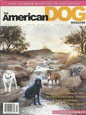 The American Dog Magazine Arts And Crafts Summer Treats Pitbulls Passion Courage