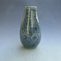 China old Hand-painted blue-and-white pottery porcelain vases