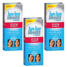 Bye Bye Blemish Drying Lotion 1 fl oz - 3 pack