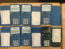 Texas Instruments Ti-34 Ii Solar Calculators