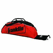 Kids Youth Bat Carry Bag Baseball Travel Equipment Carrier Ball Softball Red 201