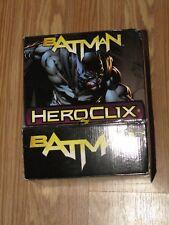 Batman Heroclix 2012 Gravity Feed Full Box 24 Sealed Packs!