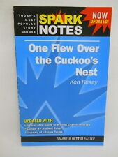 Spark Notes Literature Study Guide for One Flew Over the Cuckoo's Nest (2007)