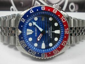 SEIKO DIVER 7002-7001 LOVELY SAVE THE OCEAN MOD AUTOMATIC MENS WATCH SN. 211499.