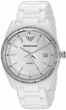 Watch Emporio Armani Ceramic AR 1497 Women´s Mother Of Pearl