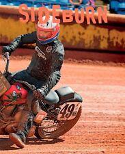 SIDEBURN #21 magazine Harley Kawasaki Rotax