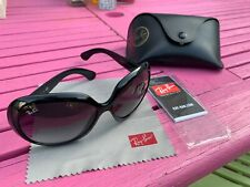 Ray Ban RB4098 Jackie Ohh II sunglasses, great condition with case.