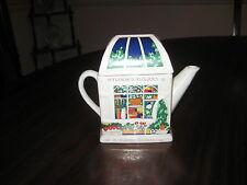 English Life Teapots Wade England Florie's Flowers A Floral Teapot