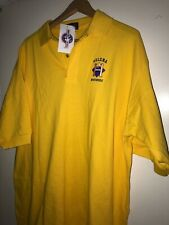 Helena Brewers Vintage USA Made Team Edition Polo Shirt Men Xl Tag Attached