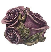 Harmony Kingdom Double Violet Rose Lord Byron's Harmony Garden Mib
