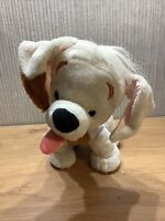 "Disney Store Winnie The Pooh Buster  Plush Dog Puppy Soft Toy Rare 11"" Stamped"