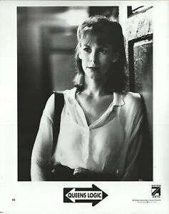 Queens Logic Movie Lot of Two 8 X 10 Black & White Glossy Photographs