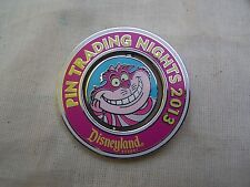 Disney PIN CHESHIRE CAT DLR SPINNER PIN TRADING NIGHT 2013  LE