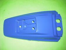 Yamaha DT125X DT125RE DT Heck Fender Schutzblech Verkleidung blau rear