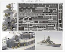 Eduard 1/350 Admiral Hipper # 53061