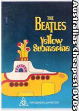 The Beatles Yellow Submarine DVD NEW, FREE POSTAGE WITHIN AUSTRALIA REGION 4