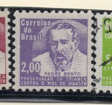 Brazil 1961-62 Early Issue Fine Mint Hinged 2c. NW-07646