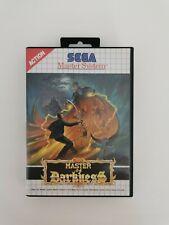 Master of Darkness - Sega Master System