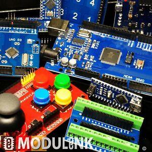 Arduino Nano UNO MEGA 2560 DUE Mikro Pro Mini Leonardo Lilypad & SHIELD AUSWAHL+