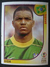 Panini Sticker 171 Dida Brasil Braslien WM 2002 Korea Japan