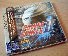 POWER SPIKES 2 - Neo Geo CD - Japan - NEW/SEALED