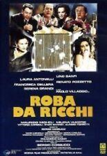 Dvd ROBA DA RICCHI - (1987) Laura Antonelli Lino Banfi R.Pozzetto ....NUOVO
