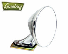 Mooneyes Stainless Steel Convex Bullet Wing Mirror Door VW T1 Beetle Buggy Caddy