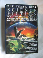 Year's Best Science Fiction Thirteenth Annual Collection~HC w/dj~LBDAJ